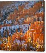 Hoodoo Light Canvas Print