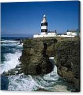 Hook Head Lighthouse, Co Wexford Canvas Print
