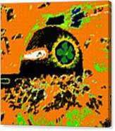 Hopi Kachina Work Number 4 Canvas Print