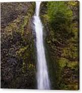Horsetail Falls Oregon Canvas Print