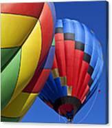 Hot Air Ballons Canvas Print
