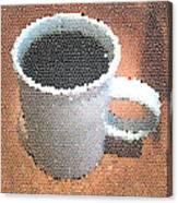 Hot Coffee 03 Canvas Print