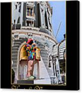 Hotel Negresco France Canvas Print