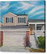 House Commision Canvas Print