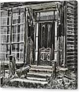 House Of Windows Canvas Print