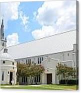 House Of Worship Canvas Print