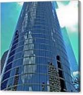 Houston Architecture 2 Canvas Print