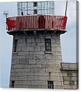 Howth Lighthouse 0002 Canvas Print