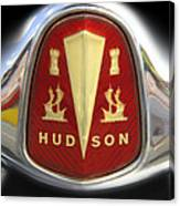 Hudson Grill Ornament  Canvas Print