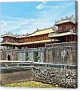 Hue Citadel Canvas Print