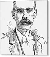Hugh Odonnell Canvas Print