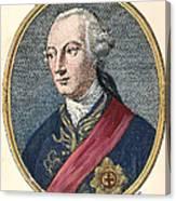 Hugh Percy (1742-1817) Canvas Print