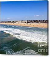 Huntington Beach Orange County California Canvas Print