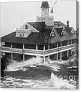 Hurricane Carol Canvas Print