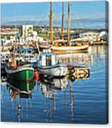 Husavik Iceland - 05 Canvas Print