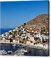Hydra - Greece Canvas Print