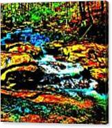 Hyper Childs Brook Z 56 Canvas Print