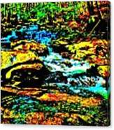 Hyper Childs Brook Z 57 Canvas Print