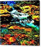 Hyper Childs Brook Z 58 Canvas Print