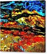 Hyper Childs Brook Z 62 Canvas Print