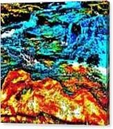 Hyper Childs Brook Z 68 Canvas Print