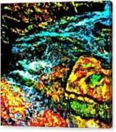 Hyper Childs Brook Z 69 Canvas Print