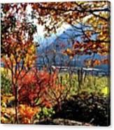 I Colori Dell'autunno - The Colors Of Canvas Print
