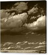 I Really Don't Know Clouds At All Canvas Print