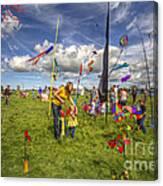 I Want That Kite Canvas Print