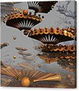 Icarus' New Wings Canvas Print