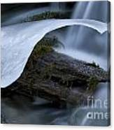 Ice 5 Canvas Print