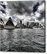 Iconic Landmark V2 Canvas Print