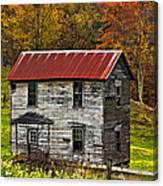 If These Walls Could Talk Painted Canvas Print