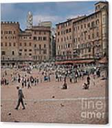 Il Campo Siena Canvas Print