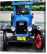 I'm Cute - 1922 Model T Ford Canvas Print