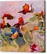 Imagine - F0104bt03f Canvas Print