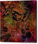 Imagining The Orient II Canvas Print