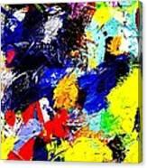 Imma  57 Canvas Print