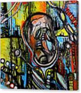 Impaired Judgement  Canvas Print