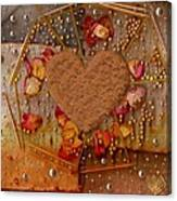 In Cookie And Bread Style Canvas Print