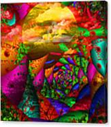 In My Dreams Canvas Print