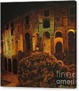 In Rome - In Love Canvas Print