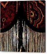 In The Boudoir Canvas Print