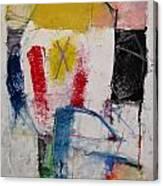 Inaugural Page Canvas Print
