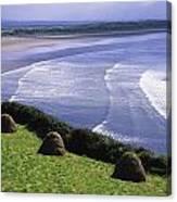 Inch Beach, Co Kerry, Ireland Canvas Print