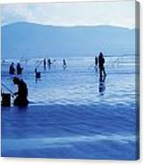 Inch Beach, Dingle Peninsula, County Canvas Print