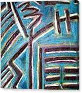 Increase - I Ching Canvas Print