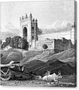 India: Fatehpur Sikri, C1860 Canvas Print