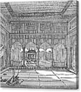 India: Hindu Temple Canvas Print
