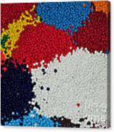 Indian Beads Canvas Print